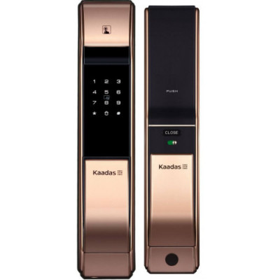 Биометрический дверной электронный замок KAADAS K7