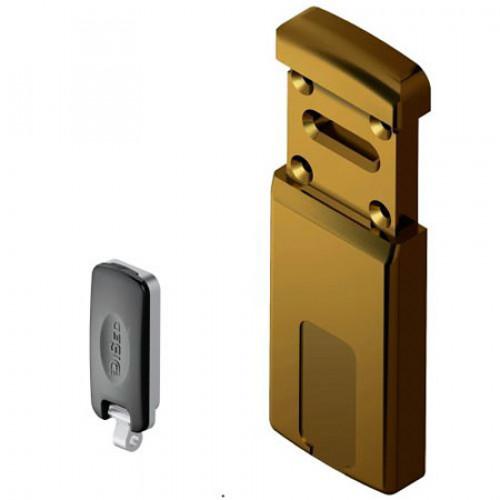 DISEC (Дисек) MG 220 MINI - Броненакладка сувальдная магнитная DISEC MG 220 MINI  (в ассортименте)